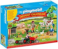 [UK Deal] Save on Playmobil 70189 Farm Advent Calendar Game. Discount applied in price displayed.