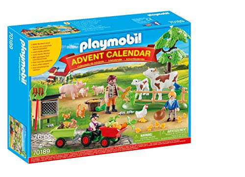 Calendario de Adviento de Playmobil GRANJA