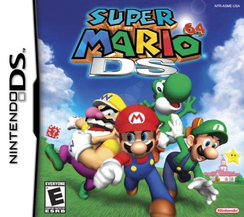 Super Mario 64 / Game [Importación francesa]