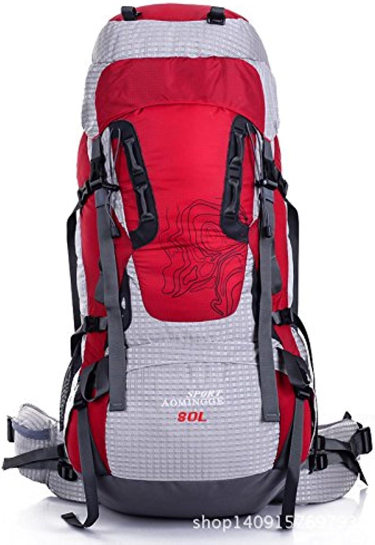 Trekking Rucksack Rucksack Rucksack Multifunktions Travel Backpack Outdoor Rucksack Bergsteigen Rucksack Trekking Rucksack große Kapazität B074T7F4VF  Modisch b45940