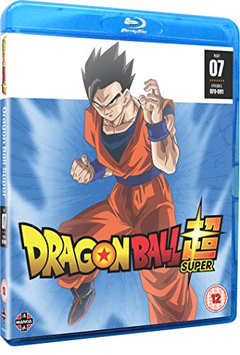 Dragon Ball Super Part 7 (Episodes 79-91) Blu-ray