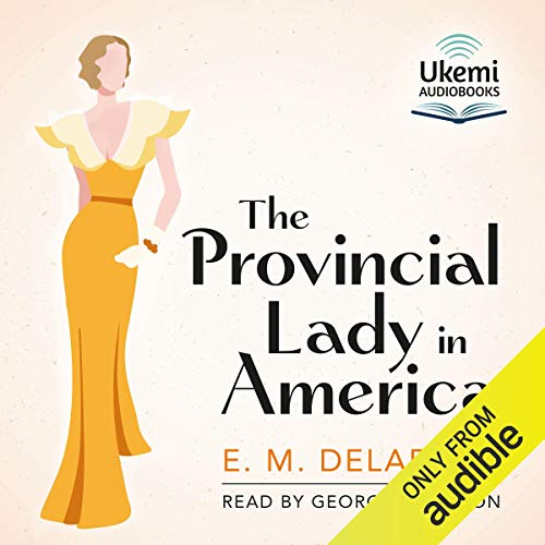 The Provincial Lady in America cover art