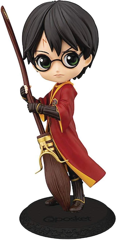 Banpresto-BP19968 Q Posket, Quidditch, Harry Potter, Multicolor (Bandai BP19968)