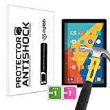 Protector de Pantalla Anti-Shock Anti-Golpe Anti-arañazos Compatible con Tablet Teclast Tbook 16 Power