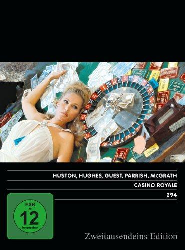 Casino Royale. Zweitausendeins Edition Film 294.