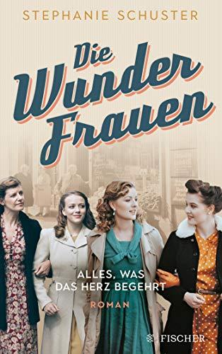 Buchseite und Rezensionen zu 'Die Wunderfrauen' von Stephanie Schuster