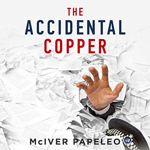 The Accidental Copper cover art