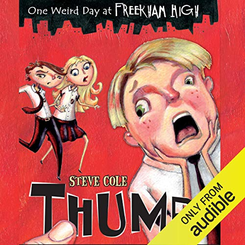 One Weird Day at Freakham High cover art