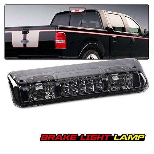 Compatible For Ford 04-08 F-150 F150 Lobo/Compatible for Ford 07-10 Explorer/Compatible for Lincoln 06-08 Mark LT Pickup Truck LED Third 3rd Brake Tail Cargo Light Lamp