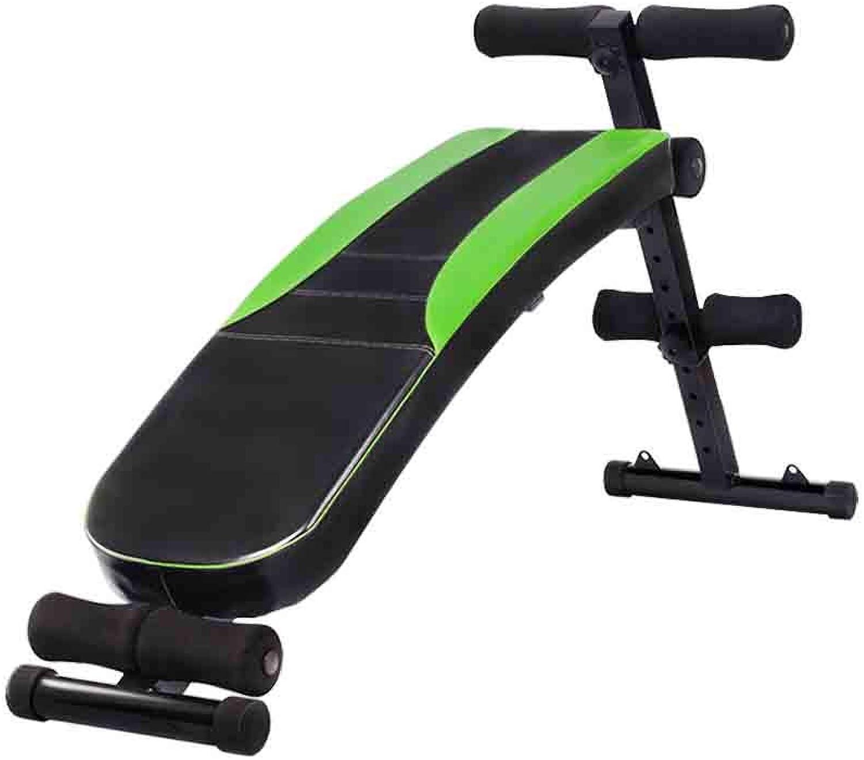 Zhanghongshop Sit-Up Board Sit-Ups Fitnessgerte Home Bauchbrett Multifunktions Bauch Sit-Up Board