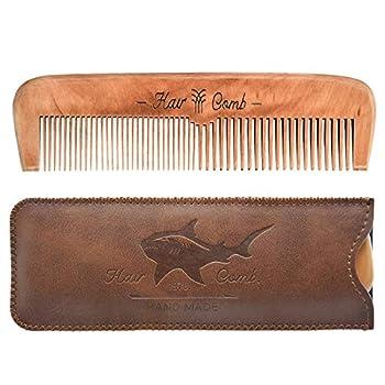 wooden combs for men