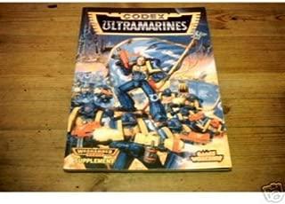 Codex: Ultramarines- Supplement (Warhammer 40,000)