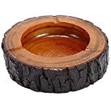 Teagas 5.5' Round Original Wooden...