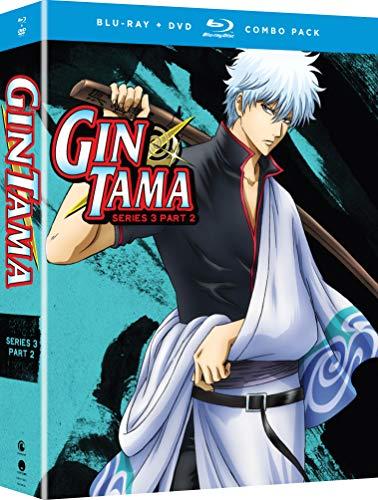 Gintama: Series Three - Part Two [Blu-ray]