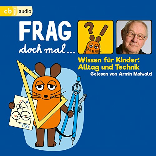 Wissen für Kinder - Alltag und Technik audiobook cover art