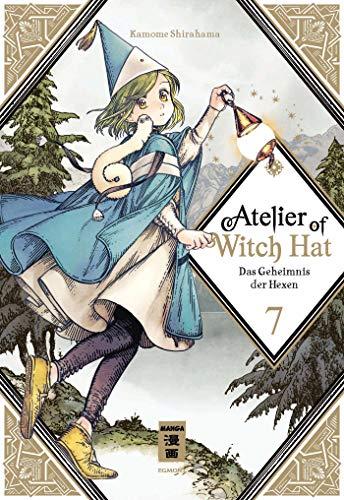 Atelier of Witch Hat 07: Das Geheimnis der Hexen