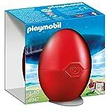 PLAYMOBIL - Jugador de fútbol con portería (49470)