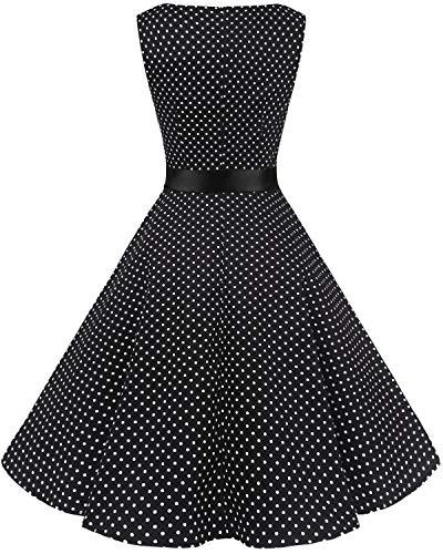 Petticoat Kleid 50er Jahre schönes Retro ~ Vintage & Rockabilly ~ Style - 2