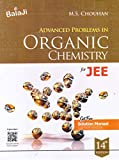 Advanced Problems In Organic Chemistry For Jee (With Solution) - 14/E (2020-21) Session