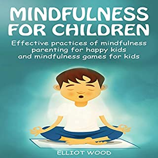 Mindfulness for Children audiobook cover art