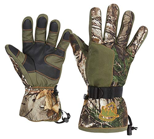 ArcticShield Classic Elite Glove, Realtree Edge, Medium