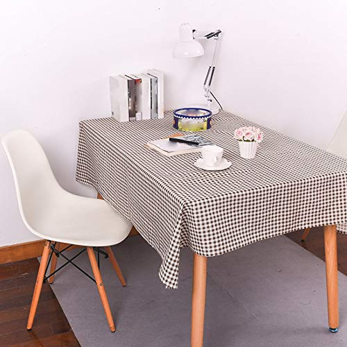 Modern round plaid sequined tablecloth dining table cover wedding party banquet event