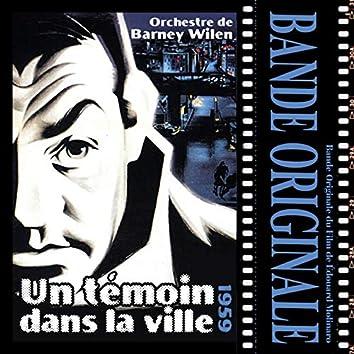 Bande Originale du Film de Édouard Molinaro, ''Un témoin dans la ville'' (1959)