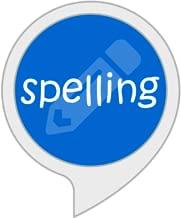 alexa spelling test