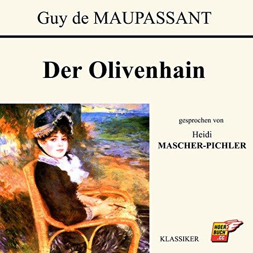 Der Olivenhain audiobook cover art