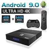 【2020 Ultima versione】 Android TV Box 4K...