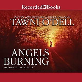 Angels Burning audiobook cover art