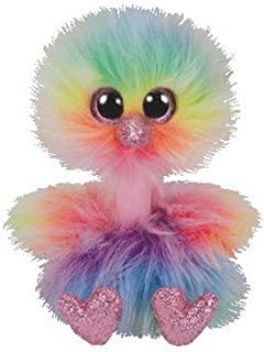 TY Beanie Boo Asha Soft Toy (UK Size: One Size) (Multicolour)