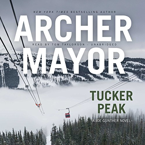 Couverture de Tucker Peak
