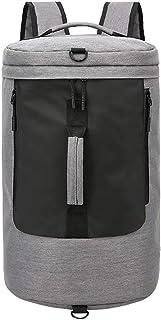 Short Trip Travel Bag Gym Bag with Shoes Compartment Waterproof & Durable Travel Duffel Bag Rack Bag for Men/Women Multifunction Backpack 35L