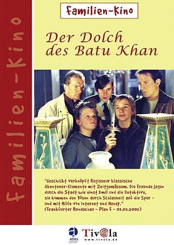 Der Dolch des Batu Khan