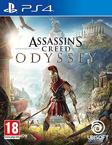 Ubisoft Assassin's Creed Odyssey - PS4 NV Prix