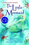 The Little Mermaid (3.11 Young Reading Series One with Audio CD)