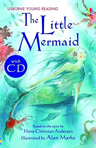 The Little Mermaid (3.11 Young Reading Series One with Audio CD)の詳細を見る