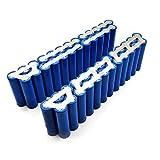 Seilylanka 36V 15Ah para A2B Hybrid 24 Ultra Motor Battery - E-Bike Bicicleta eléctrica de Iones de Litio de 36 voltios para autoinstalación