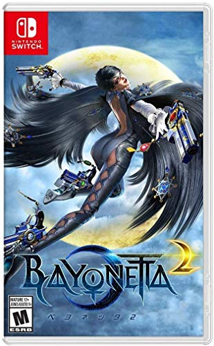 Bayonetta 2 Nintendo Switch (Physical Game Card only) - World Edition