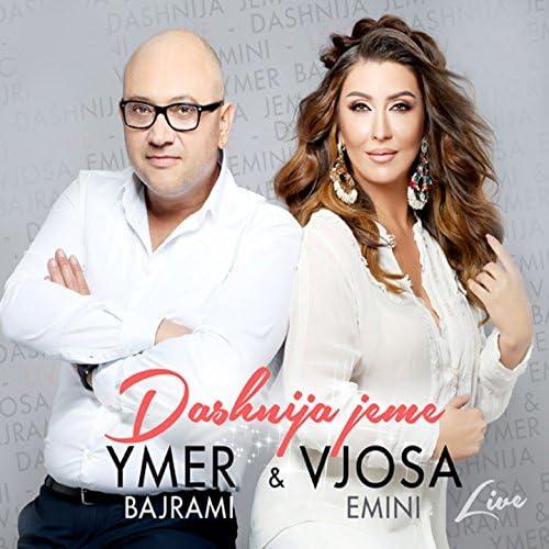 Ymer Bajrami, Vjosa Emini