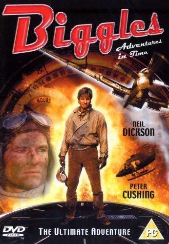 Biggles: Adventures in Time [Reino Unido] [DVD]