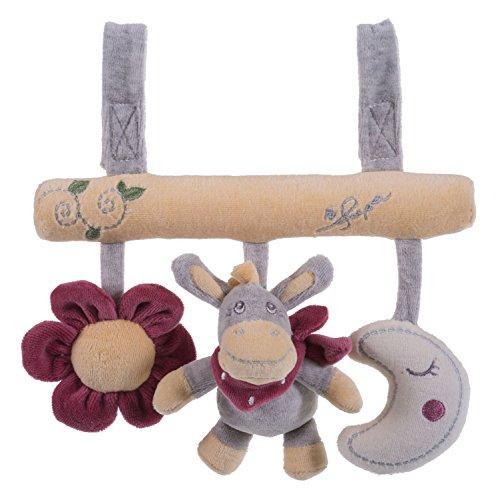 Bieco 02015077–Peluche universalhaenger Donkey Darling