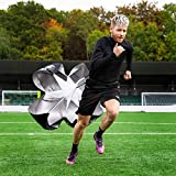 Forza Resistance Speed Chute   Multi-Sport Speed and Agility Training Equipment