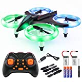 Veken Mini RC Drone Quadcopter for Kids Adults 2.4Ghz 4 CH...