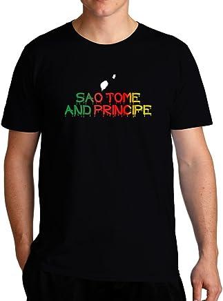 Eddany Dripping Sao Tome and Principe Playera