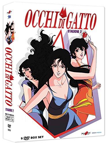 Occhi Di Gatto Vol.2 (9 DVD) (9 DVD)