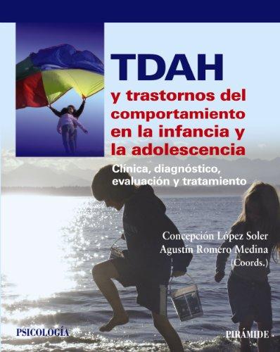 TDAH y trastornos del comportamiento en la infancia y la