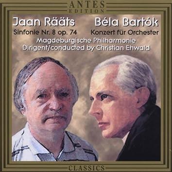 Jaan Raeaets, Béla Bartók