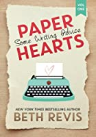 Paper Hearts, Volume 1: Some Writing Advice 0990662659 Book Cover